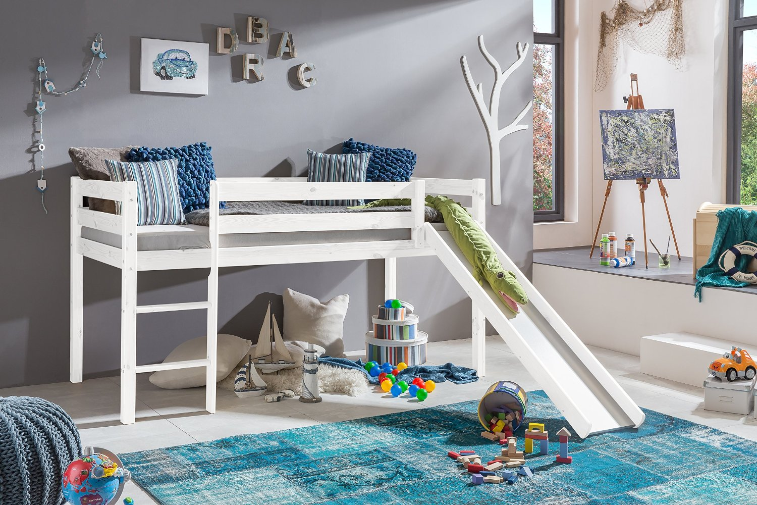 kinderzimmer abc alles f r dein zuk nftiges kinderzimmer. Black Bedroom Furniture Sets. Home Design Ideas